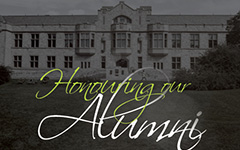 Alumni Association Achievement Award recipients announced
